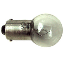 Bulb, Pilot, 12-Volts, 3-Watts, Push In and Turn, 989