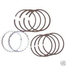 Piston Ring Set, 73mm, Norton 750cc Motorcycles, Emgo 18-89410
