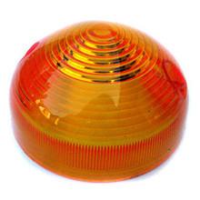 Turn Signal Lens, BSA, Norton, Triumph, 19-1191, 54581638, 60600621, Emgo 60-19730