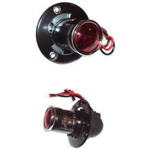 Tail Light Assembly, Lucas Copy, MT211, Emgo 62-21508