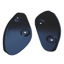 Fuel Tank Knee Pad Plate, 82-3915, 82-3916