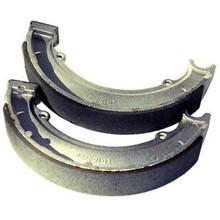 Brake Shoe Set, Rear , BSA, Triumph Motorcycles, 37-2327, 65-5901, 65-5940, Emgo 93-81012