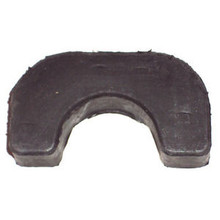 Tank Saddle Mounting Rubber, 68-8017 Emgo 43-99741