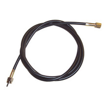 Speedometer Cable, Extended, BSA, Norton, Triumph Motorcycles, DF9110/0067, Emgo 26-82716B