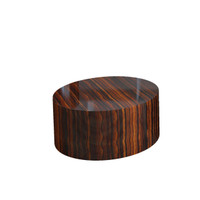 DRUM Coffee Table Ebony Gloss