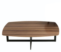 STUDIO Rectangular Coffee Table Walnut