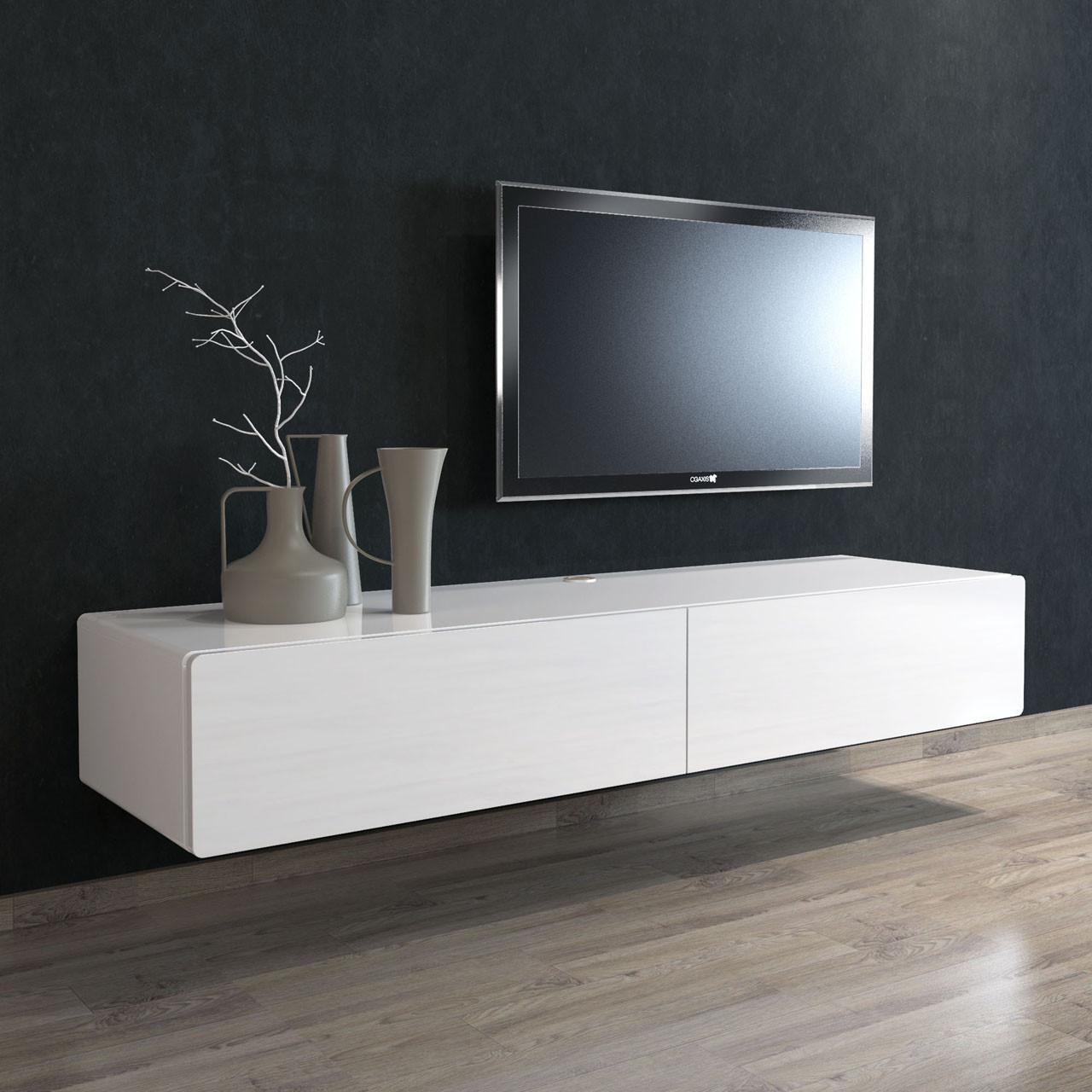 Brando Floating Entertainment Unit 166cm Cityside Furniture