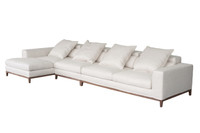 OSLO Sofa 4 Seater & Compact Chaise Left