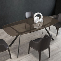 METROPOLITAN Dining Table 180cm
