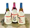 Wine Bottle Apron