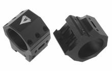 """SHD """"King Kong"""" 30mm Medium Tactical 6 screw alloy picatinny rings"""