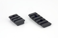 2-PC Heavy Duty Picatinny Bases Extended