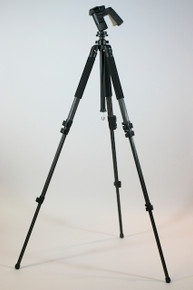 Carbon Fiber Tripod with PG head
