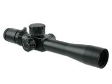3-18x42 35mm TACTICAL FFP MOA/MOA, MP-8 XTREME X1 illum,