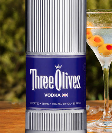Three Olives Mid Free Ship Banner