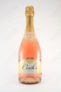 Cook's Blush Champagne White Zinfandel 750ml