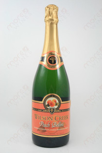 Wilson Creek Peach Bellini Sparkling Wine
