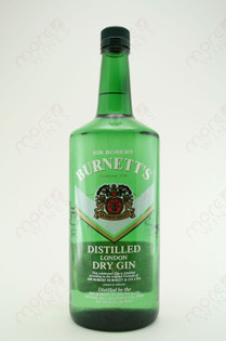 Burnett's London Dry Gin 1L