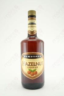 Dekuyper Hazelnut Liqueur 1L