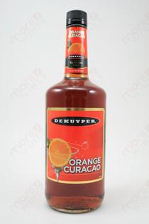 Dekuyper Orange Curacao Liqueur 1L
