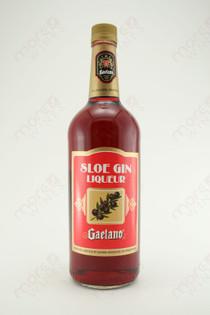 Gaetano Sloe Gin Liqueur 1L