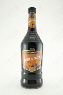 Hiram Walker Creme de Cacao Liqueur Dark 1L