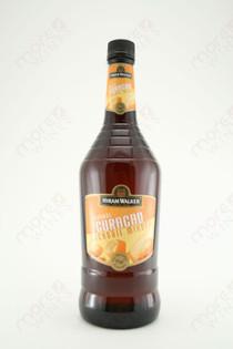 Hiram Walker Orange Curacao Liqueur 1L