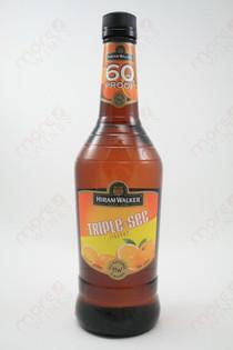 Hiram Walker Orange Triple-Sec Liqueur 750ml