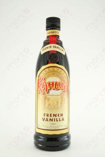 Kahlua French Vanilla Liqueur 750ml