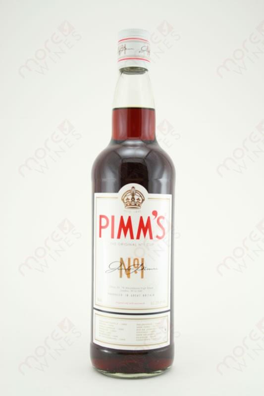 pimm 39 s no 1 liqueur 750ml morewines. Black Bedroom Furniture Sets. Home Design Ideas