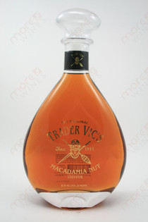 Trader Vic's Macadamia Nut Liqueur 750ml