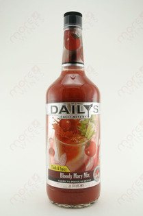 Daily's Bloody Mary Mix 1L