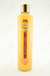 Master of Mixes Martini Gold Dirty Martini Martini Mixer 375ml