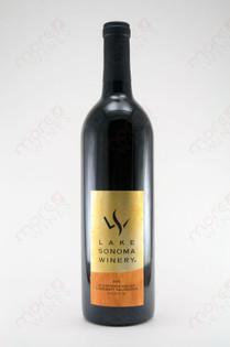 Lake Sonoma Winery Alexander Valley Cabernet Sauvignon 2004 750ml
