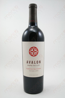 Avalon Napa Valley Cabernet Sauvignon 2010 750ml