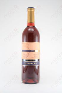 Two Vines Columbia Crest Vineyard 10 Rose Wine 750ml