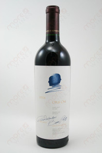 Opus One Napa Valley Red Wine 2006 750ml