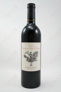 Housley's Century Oak Winery Cabernet Sauvignon 2008 750ml