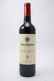 San Antonio Classic Chianti 750ml