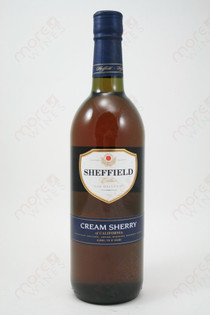 Sheffield Cream Sherry 750ml