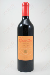 Couvillion Red Wine 2008 750ml