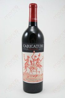 Caricature Red Wine 750ml