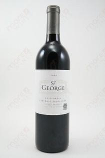 St. George Select Reserve Cabernet Sauvignon 2009 750ml