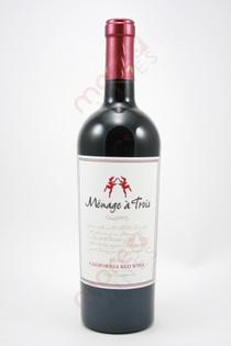 Menage A Trois California Red Wine 2014 750ml