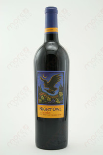 Night Owl Merlot 2004 750ml
