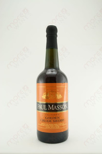 Paul Mason Golden Cream Sherry 750ml