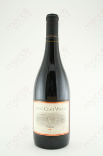 South Coast Winery Syrah 2003 750ml