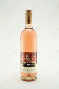 Foxhorn White Zinfandel 750ml