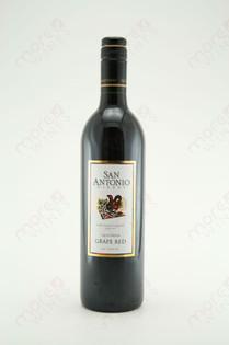 San Antonio Grape Red 750ml