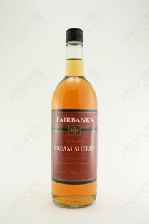 Fairbanks Cream Sherry 750ml